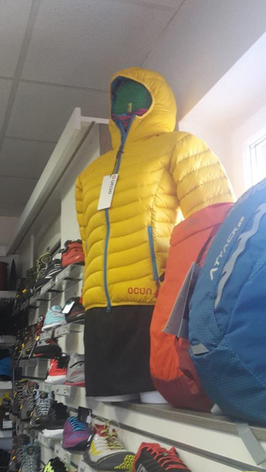 Technické oblečenie predajňa Poď von