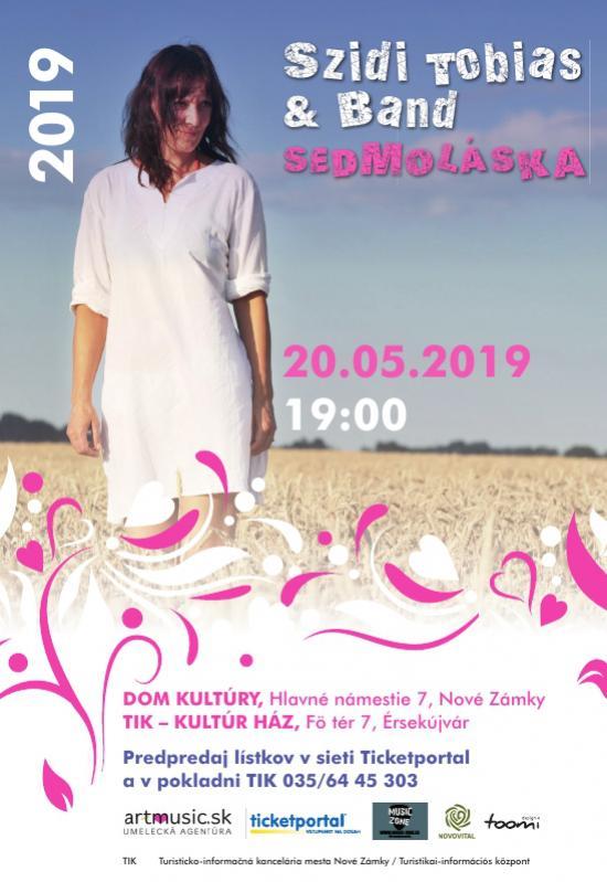 szidi tobias nove zamky koncert 2019