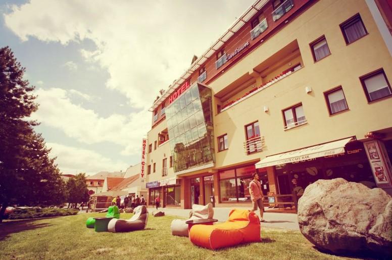 318ad3d45 Hotel City Nitra - luxusné ubytovanie v - Katalóg firiem | moje Zamky