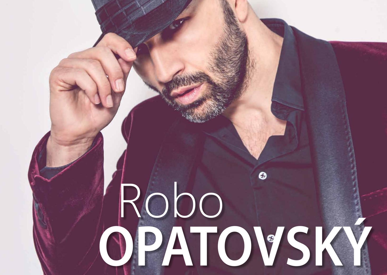 ROBO OPATOVSKÝ UNPLUGGED TOUR 2017 už čosko - Kam v meste  d7e54fa9126